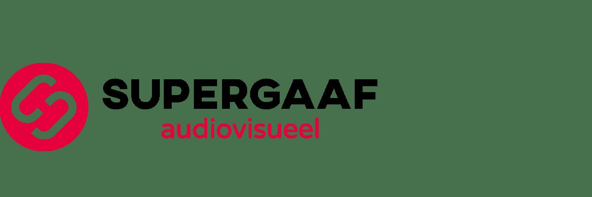 Supergaaf - Audivisuele techniek